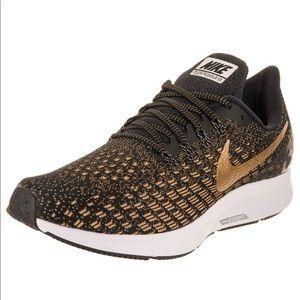 Nike Zoom Pegasus 35 Women's Shoes Black/Gold